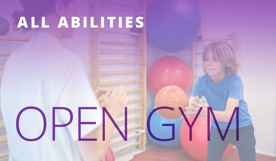Come Play in Our Sensory Gym