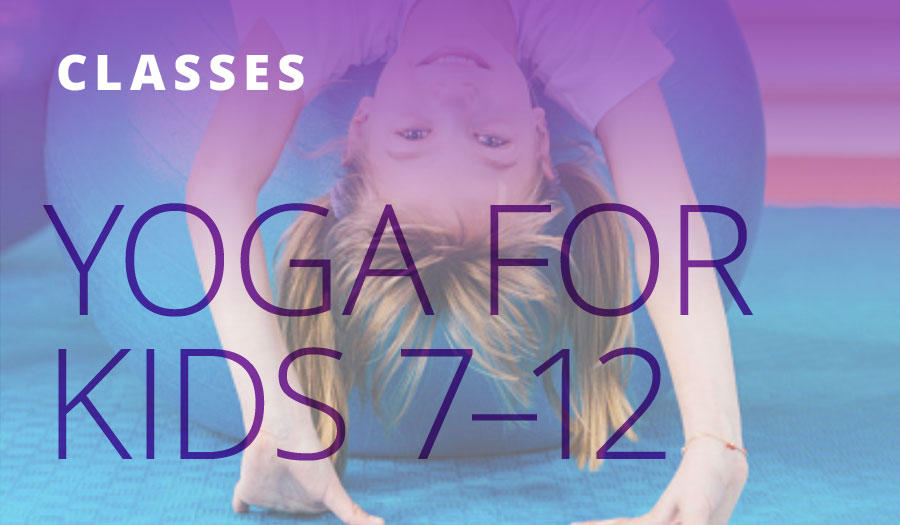 Yoga for Kids (7–12 Year Olds)