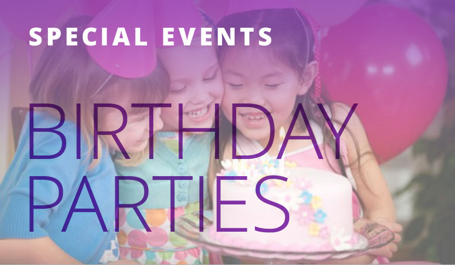 Come Celebrate Your Birthday at Sense-Able Solutions