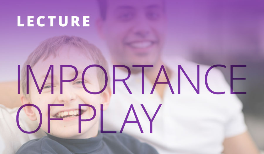 Learn to Build Play Into Your Child's Daily Routines