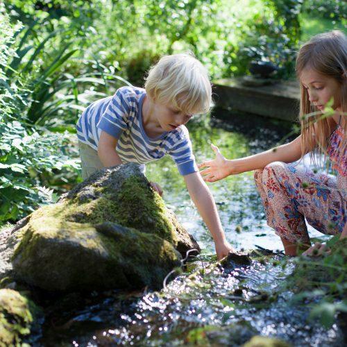 Summer Break Offers New Opportunities for Hands-On Learning, Offline Time for Children