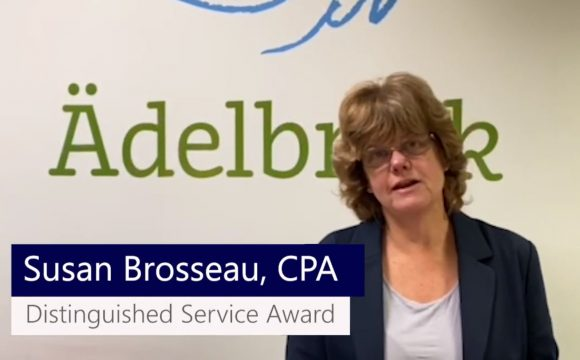 Susan M. Brosseau to Receive 2021 CTCPA Distinguished Service Award