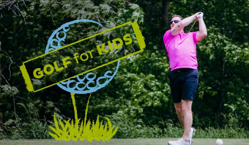 18 Reasons to Play in Ädelbrook's Golf for Kids Tournament